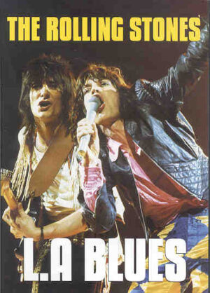 DVD The Rolling Stones - L.A. Blues ( Los Angeles Forum , July 11th , 1975 )