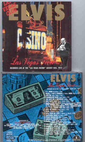 Elvis Presley - Las Vegas Fever