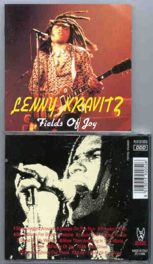 Lenny Kravitz - Fields Of Joy ( Pluto Recs )