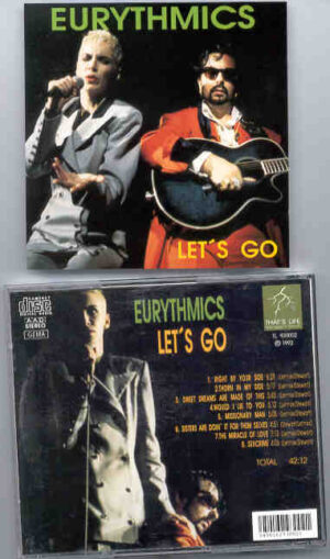 Eurythmics - Let's Go
