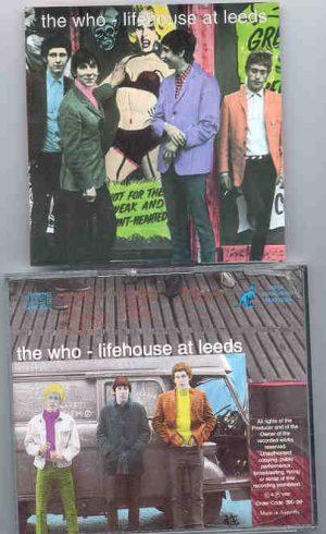 The Who - Life House In Leeds ( Blue Kangaroo )