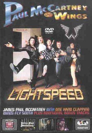 DVD Paul McCartney - Lightspeed ( 2 DVD set )