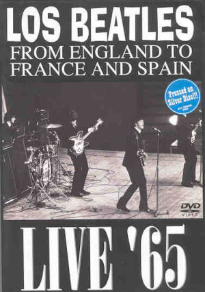 DVD The Beatles - The Beatles Live 1965
