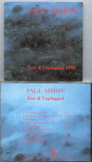 Simon & Garfunkel - Live And Unplugged 1992