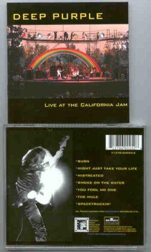 Deep Purple - Live At California Jam