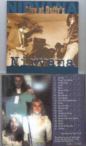 Nirvana - Live at Duffy's ( Duffy's Bar , Lincoln , Nebraska , USA , May 14th , 1990 )