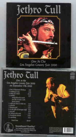 Jethro Tull - Live At The Los Angeles County Fair 2000