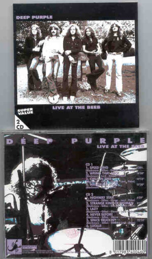 Deep Purple - Live At The BEEB ( 2 CD!!!!! set ) ( On Stage )