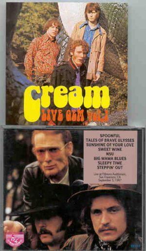 Cream - Live Gem ( CREAM )