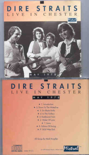 Dire Straits - Live In Chester ( Mistral ) ( Chester , UK , May 1978 )