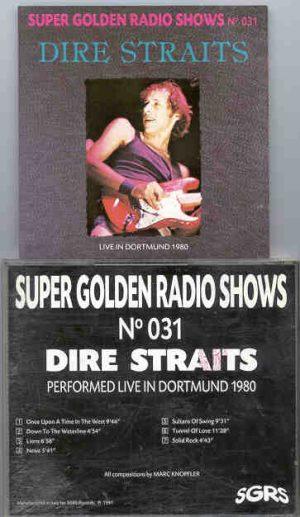 Dire Straits - Live In Dortmund 1980