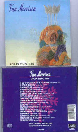 Van Morrison - Live In Essen 1982 ( Live Storm )
