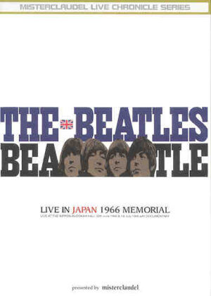 DVD The Beatles - Live In Japan 1966 Memorial ( 2 DVD SET ) ( Misterclaudel )
