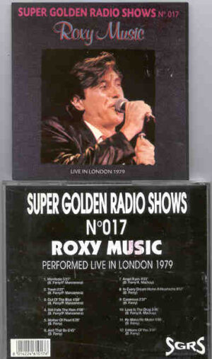 Brian Ferry & Roxy Music - Live In London 1979