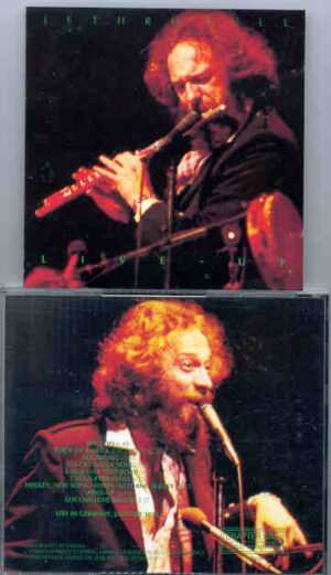Jethro Tull - Live Up ! ( Germany 1972 ) ( Chapter One Recs )