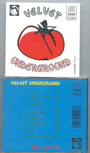 Lou Reed / Velvet Underground - Live In U.S.A. 1993
