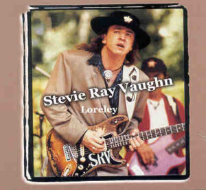 Stevie Ray Vaughan - Loreley ( Live At Loreley Festival , Germany , August 25th , 1984 )