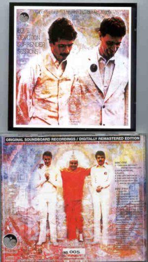 Santana - Mahavishnu Devadip ( Santana Mc. Laughlin in Berkeley , CA , September 5th , 1993 )