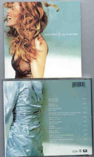 Madonna - Ray Of Remixes