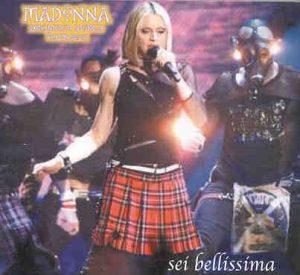 Madonna - Sei Bellisima ( 2 CD!!!!! set )( Live at The Forum Assago , Milan , Italy , June 15th , 2001 Picture