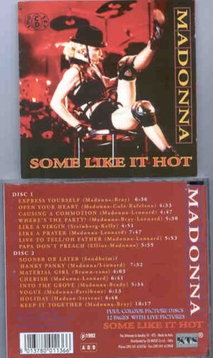 Madonna - Some Like It How ( KTS ) ( Live During The Blonde Ambition Tour 1991 )