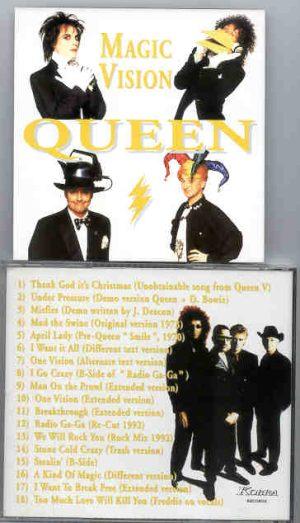 Queen - Magic Vision