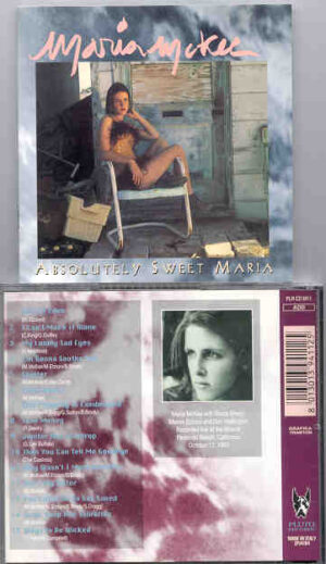 Maria McKee - Absolutely Sweet Maria ( Great Dane ) ( Live at The Strand , Redondo Beach , CA , October 17th , 1993 )