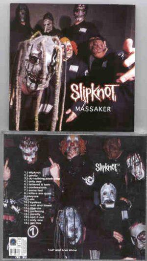 Slipknot - Massaker ( First LP , Plus Live Show )