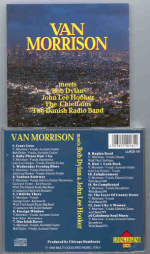 Van Morrison - Meets Bob Dylan and John Lee Hooker ( Living Legend )