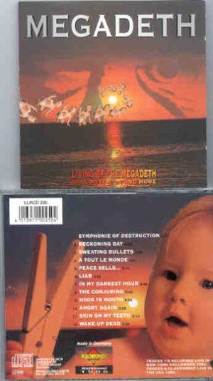 Megadeth - Living On The Megadeth ( Living Legend ) ( Halloween '94 & More )