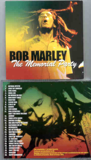 Bob Marley - The Memorial Party ( Complete Nonstop Sequence )