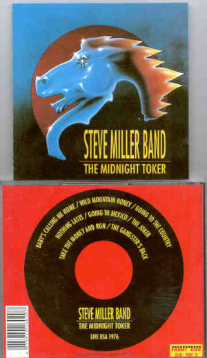 Steve Miller Band - The Midnight Toker ( Live USA , 1976 )