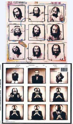 Lindsey Buckingham Fleetwood Mac - I'm Not Me ( Mike Fleetwood's Zoo album on cd )