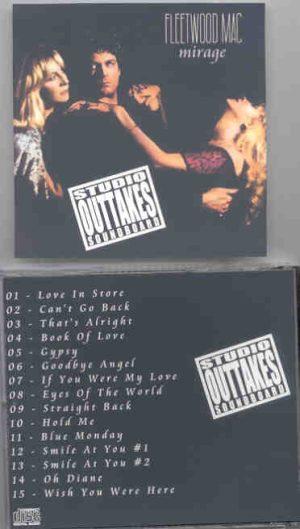Lindsey Buckingham Fleetwood Mac - Mirage Studio Outtakes