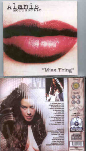 Alanis Morissette - Miss Thing ( Live at the Melkweg , Amsterdam , Holland , October 17th , 1996 )