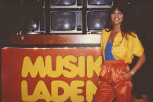 Musikladen Complete Series - ML DVD 46 ( Epi 79 & 80 ) Robyn Gibb , Sister Sledge , Phil Collins , Rod Stewart , ABBA , A. Lear Nick Lowe & more )