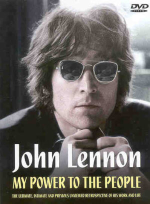 DVD John Lennon - My Power To The People