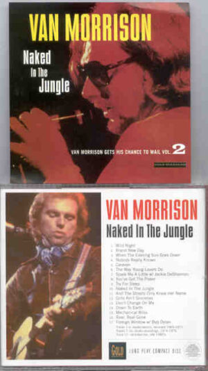 Van Morrison - Gets His Chance To Wail Vol 2 ( Naked In The Jungle ) ( Early Studio Demos )