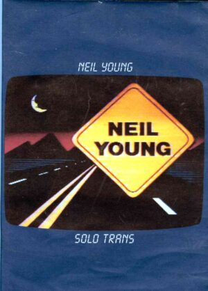 DVD Neil Young - Solo Trans