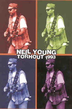 DVD Neil Young - Torhout 1993  ( Torhout Park Festival , Belgium , 7-3-1993 )