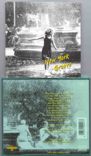 Spin Doctors - New York Groove  ( Living Legend ) ( New York City , Various Locations 1992 )