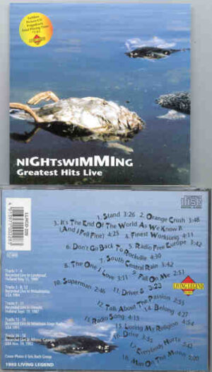 R.E.M. - Nightswimming ( Living Legend )