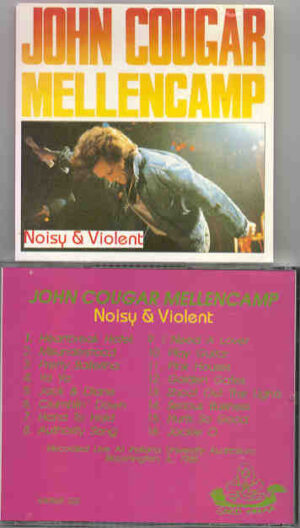 John Cougar Mellencamp - Noisy & Violent ( Good Karma Records )