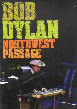 DVD Bob Dylan - Northwest Passage