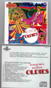 The Beatles - A Collection Of Beatles Oldies ( ODEON )
