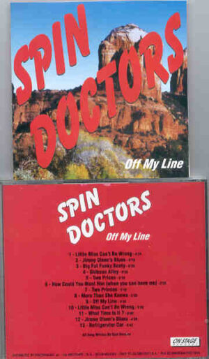 Spin Doctors - Off My Line  ( On Stage )