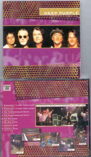 Deep Purple - Olympia Rehearsals 1996 ( Paris , June 15th , 1996 )
