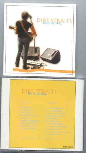 Dire Straits - On Every Stage ( 2 CD!!!!! SET ) ( Live various locations )
