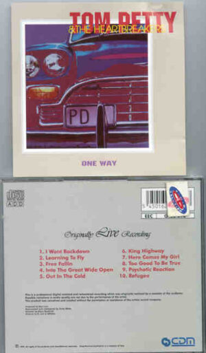 Tom Petty - One Way ( CDM Live Recordings )