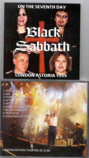 Black Sabbath - On The Seventh Day ( London Astoria 1999 )